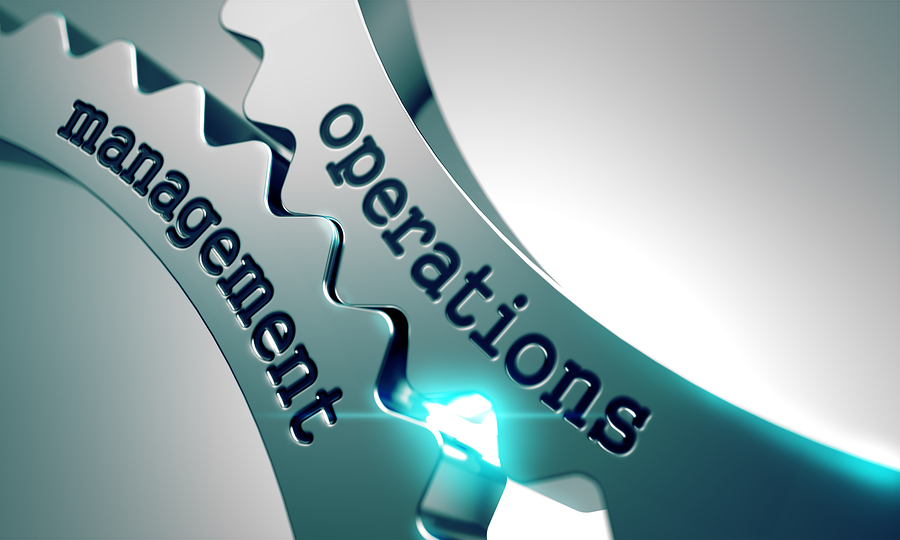 Operations Management on the Mechanism of Metal Gears.
